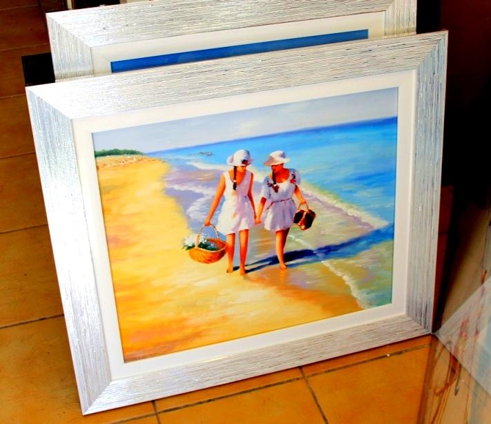 ציורי שמן נוף ים - תמונות שמן ים (19)