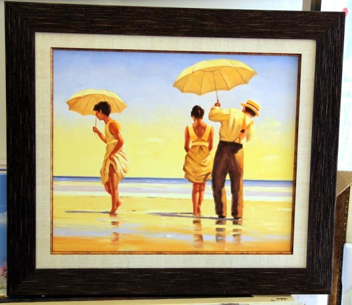 ציורי שמן נוף ים - תמונות שמן ים (25)