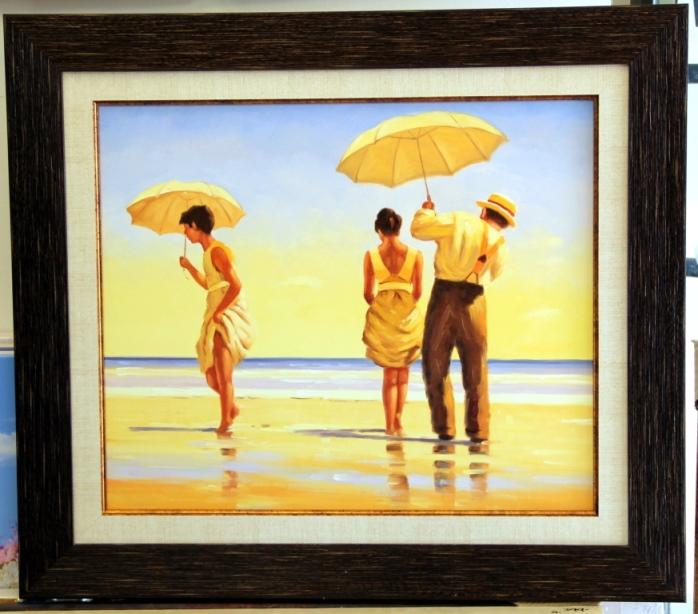 ציורי שמן נוף ים - תמונות שמן ים (28)