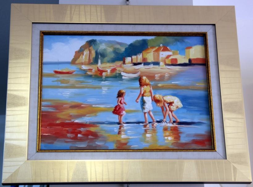 ציורי שמן נוף ים - תמונות שמן ים (31)