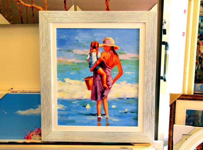 ציורי שמן נוף ים - תמונות שמן ים (5)